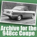Triumph Herald Coupe