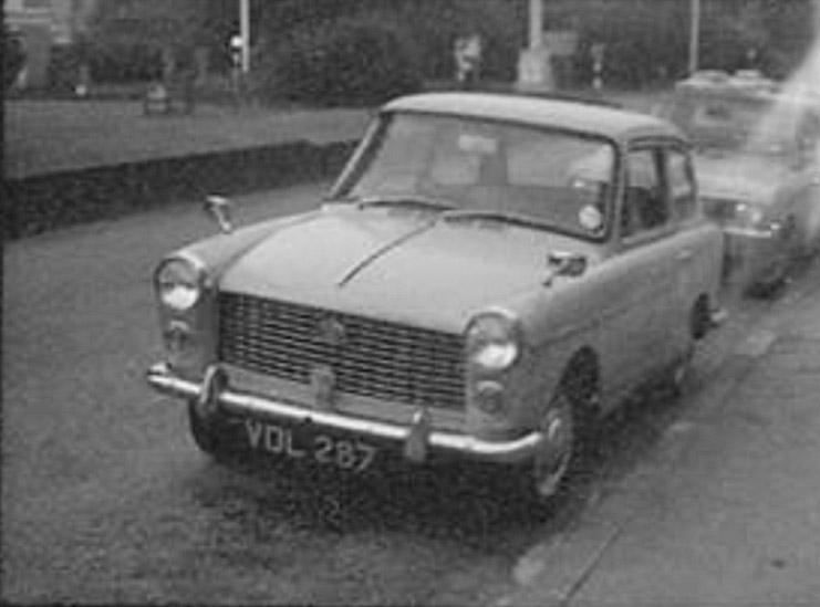 vdl287 Austin A40