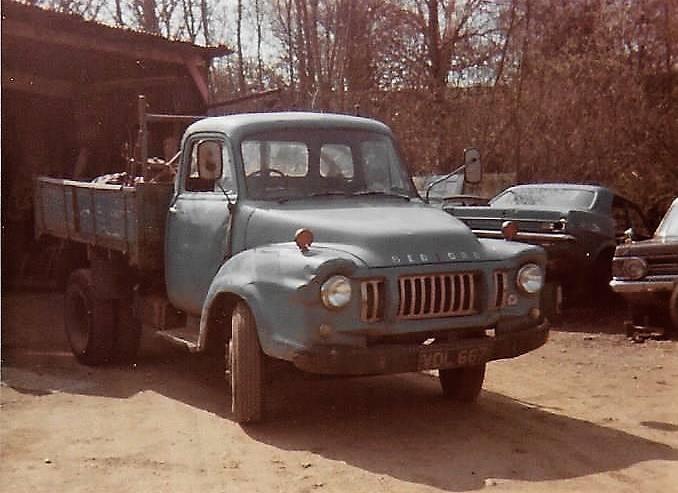 VDL 667 Bedford Truck