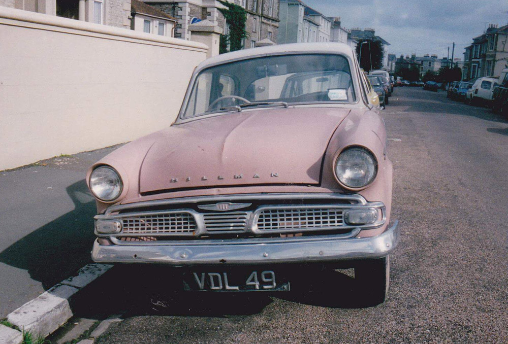 Isle of Wight numberplates