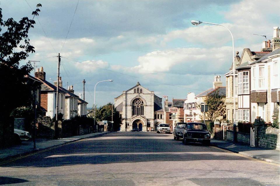 Victoria Street, Ryde c1982