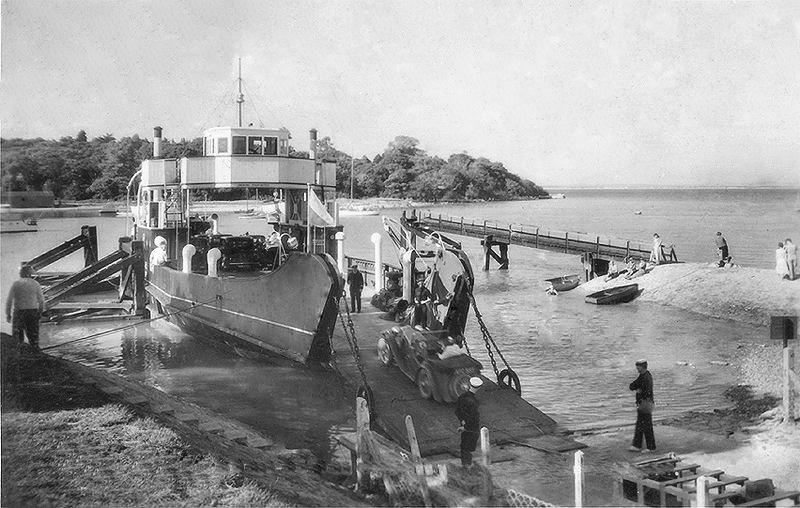 Fishbourne 1930's