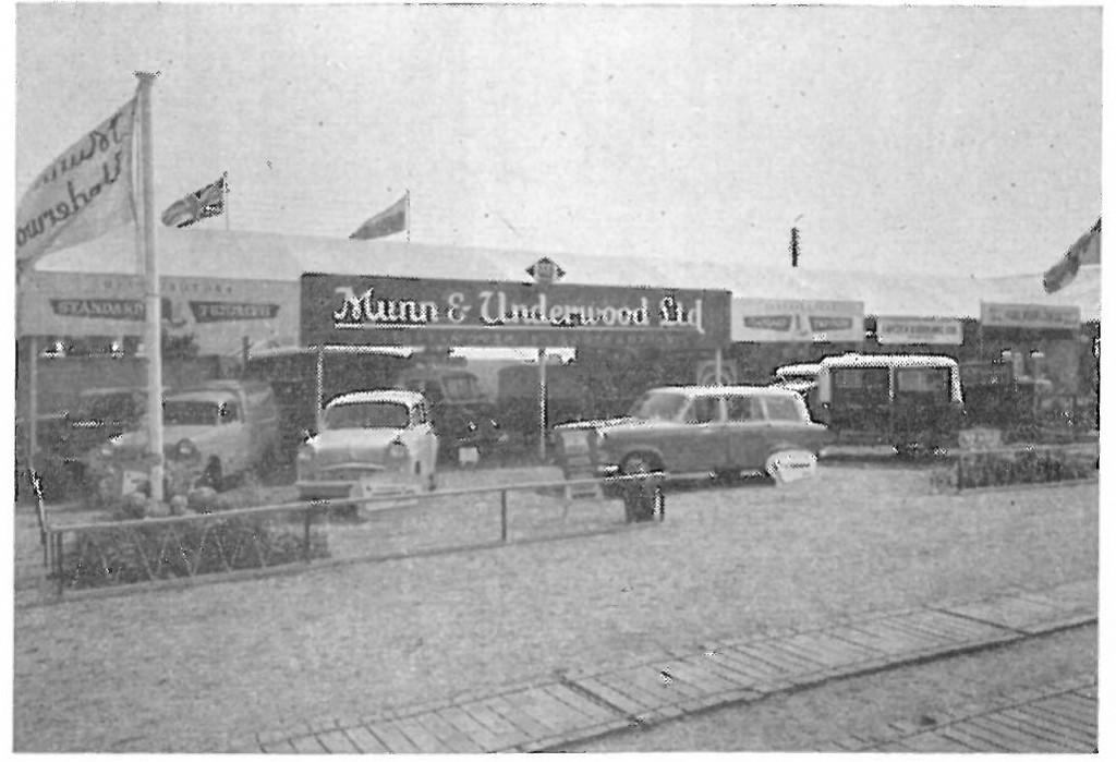 Munn and Underwood