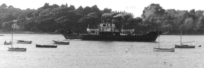 Fishbourne Ferry 1960