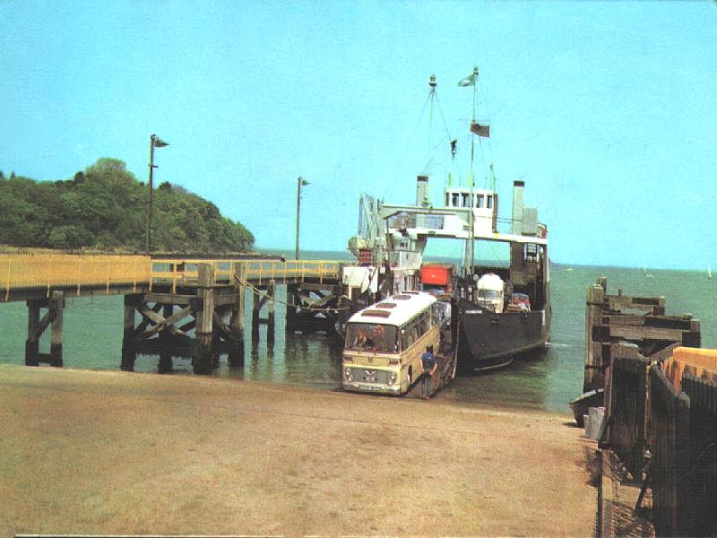 Fishbourne  mid 1960's
