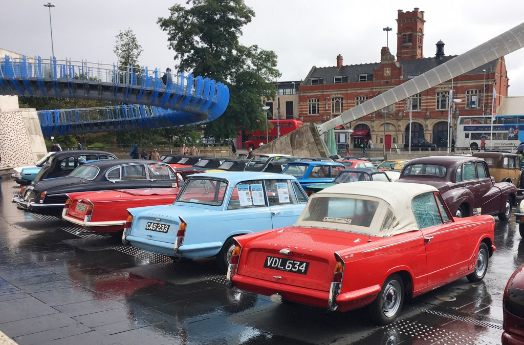 Coventry Car Day