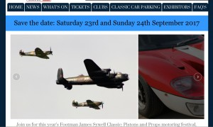 sywell pistons and props