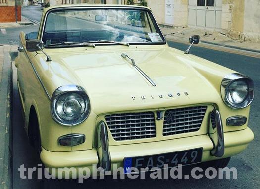 FAS449 Triumph Herald